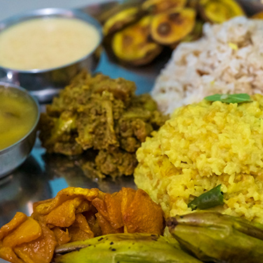 Enjoy classic Bengali dishes
